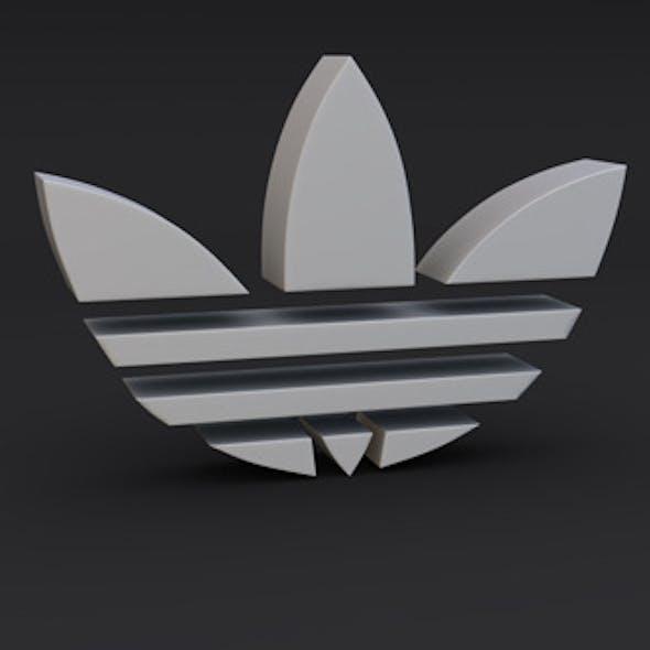 Adidas Logo Model