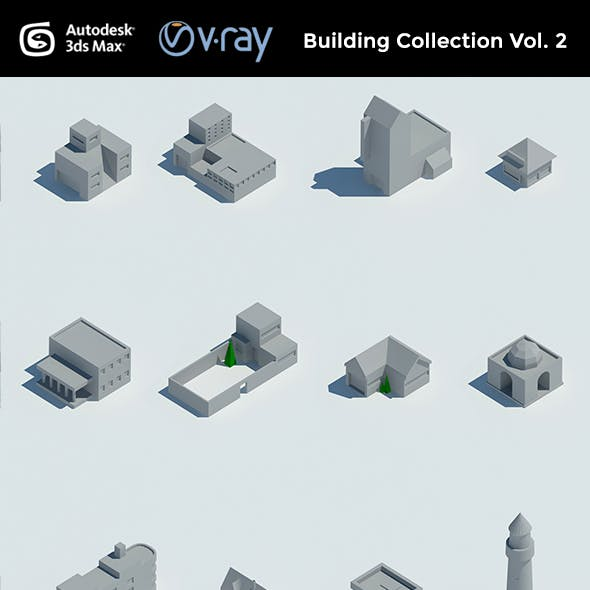 Building collection Vol. 2