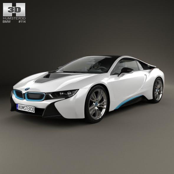 BMW i8 2014 - 3DOcean Item for Sale