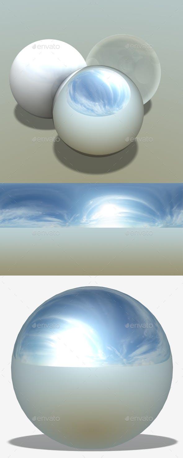 Summers Sky HDRI - 3DOcean Item for Sale