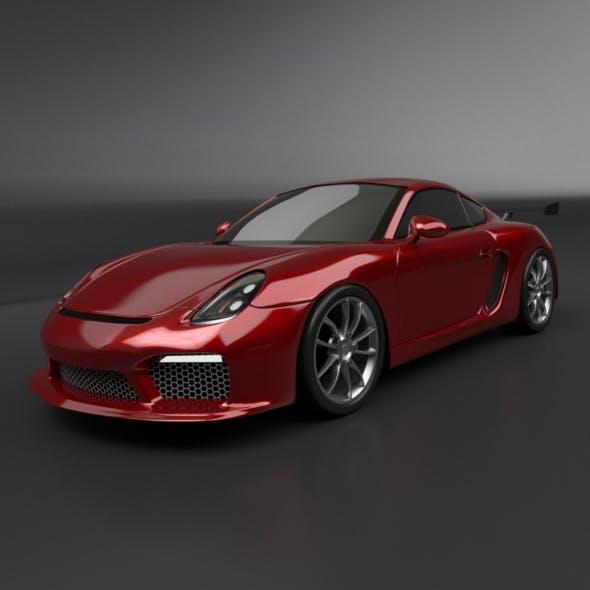 Porsche Cayman 2015 redesigned