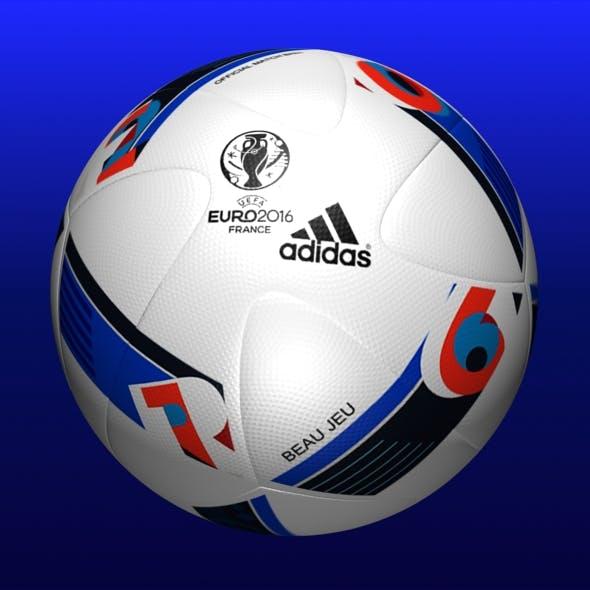 Adidas Beau Jeu Euro 2016 Ball
