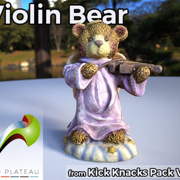 Violin Bear
