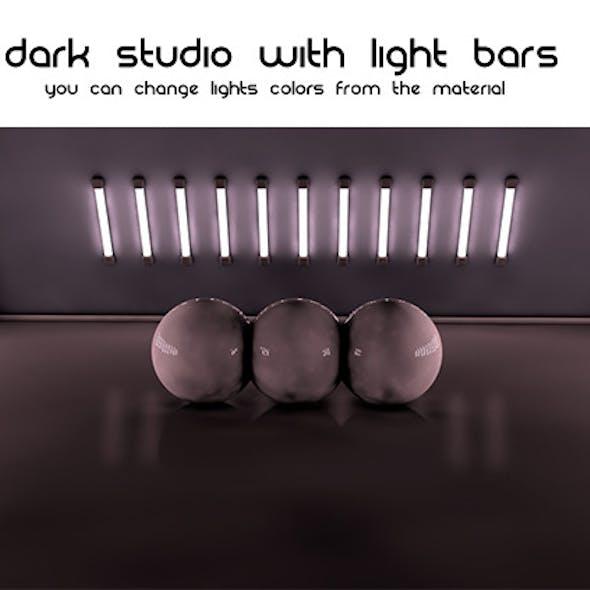 Dark Studio ( Light Bars )