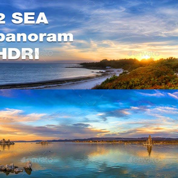 2 Sea Panoram HDRI