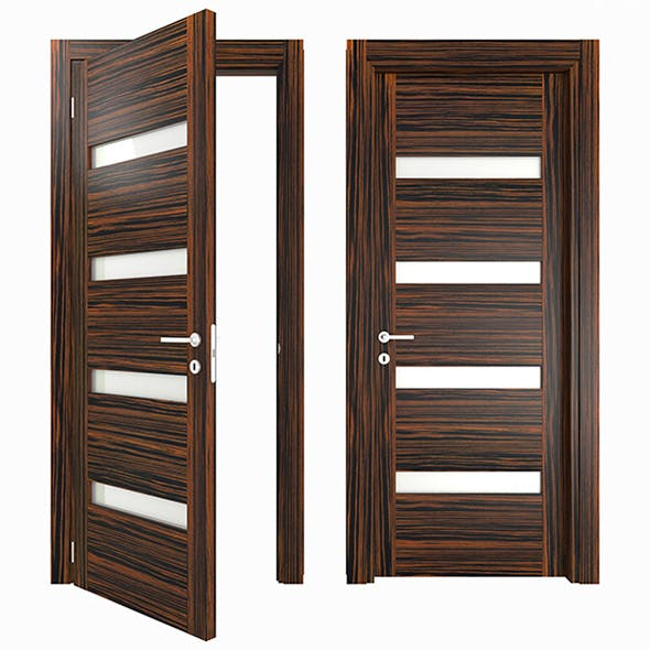 Italian Door San Remo K011 - 3DOcean Item for Sale