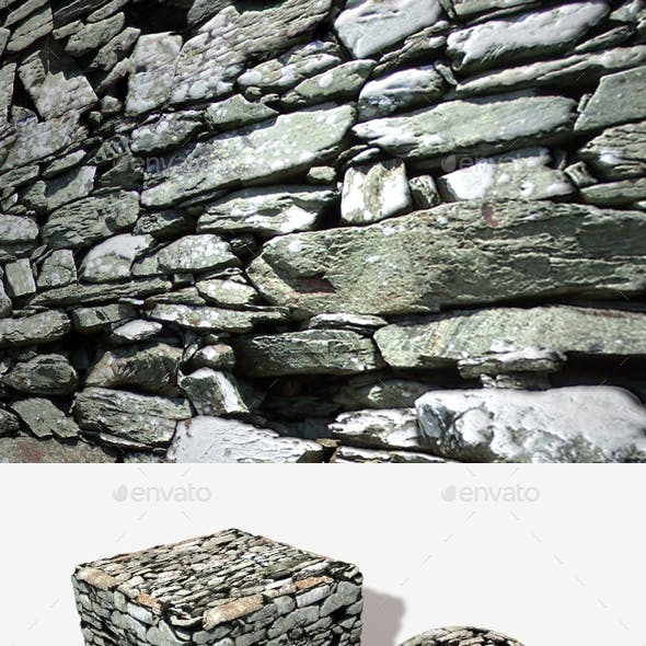 Rough Stone Wall Seamless Texture