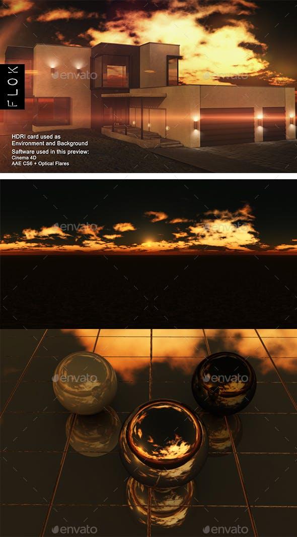 Sunset Desert 64 - 3DOcean Item for Sale