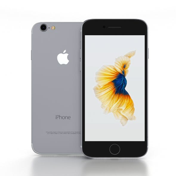 iPhone 7 Space Gray