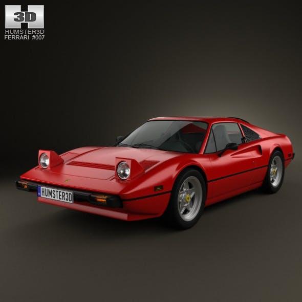 Ferrari 308 GTB / GTS 1975