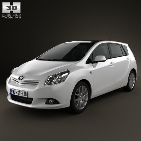 Toyota Verso (E'Z) 2012