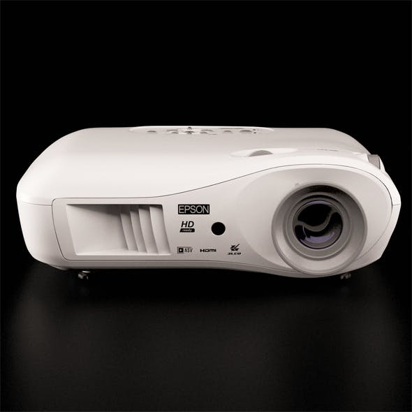 Epson EMP-TW680 - 3DOcean Item for Sale