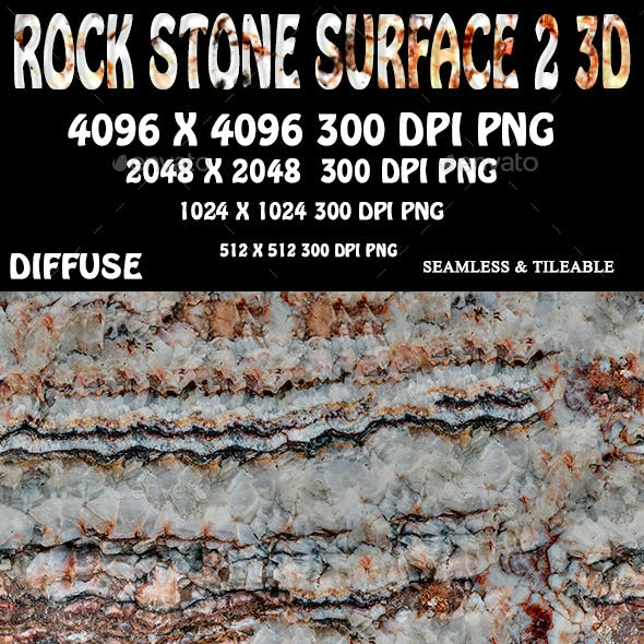 Rock Stone Surface 2