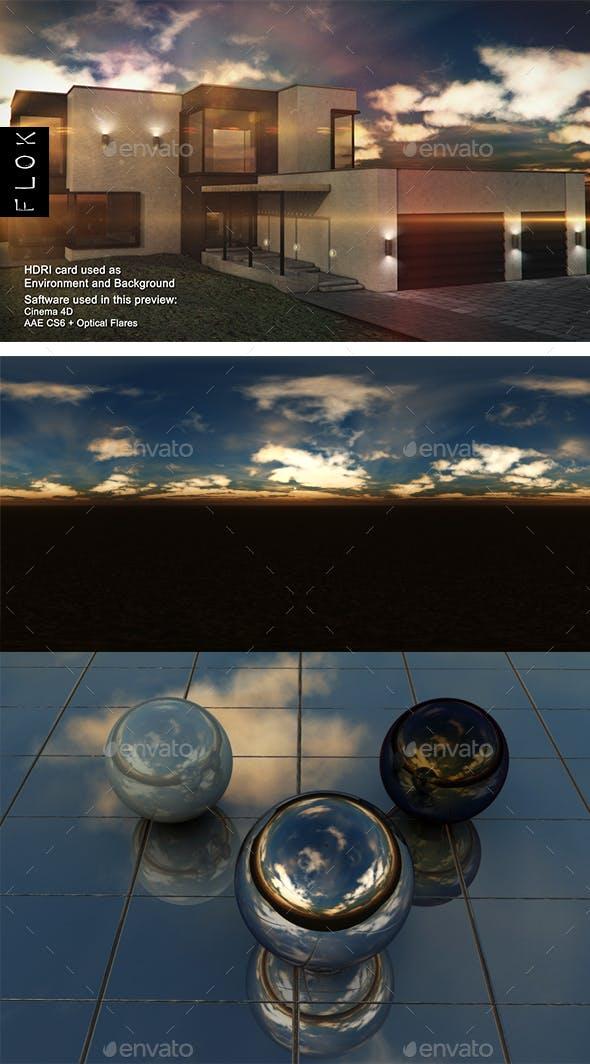 Sunset Desert 66 - 3DOcean Item for Sale