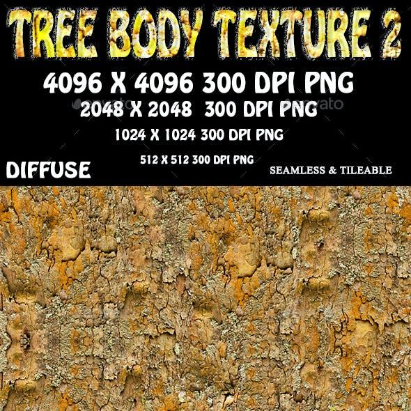 Tree Bark Texture Background 3D