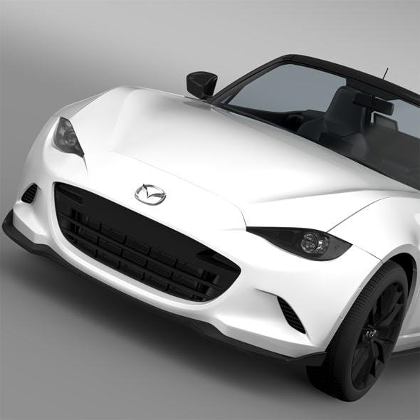Mazda Roadster RS 2016 - 3DOcean Item for Sale