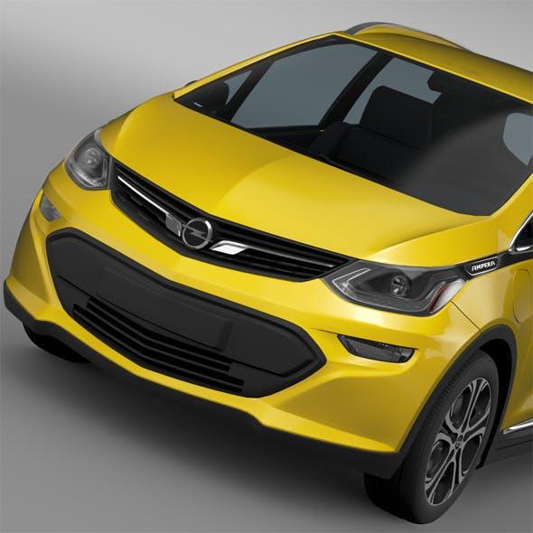 Opel Ampera-e 2016 - 3DOcean Item for Sale