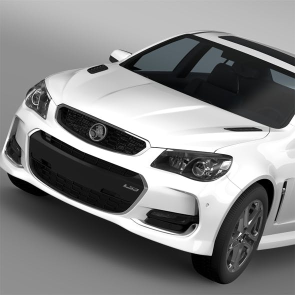 Holden Commodore SS V VF Series II 2016