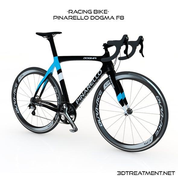Racing Bike Pinarello Dogma f8