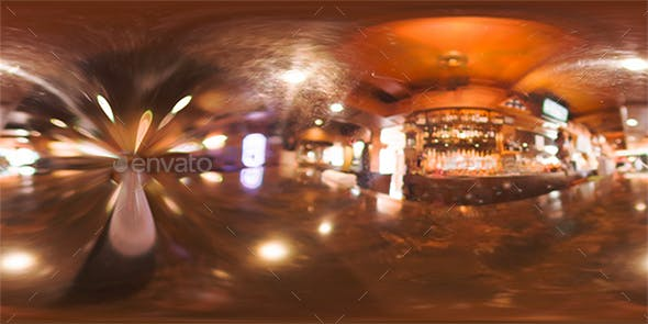 HDRI BAR - 3DOcean Item for Sale