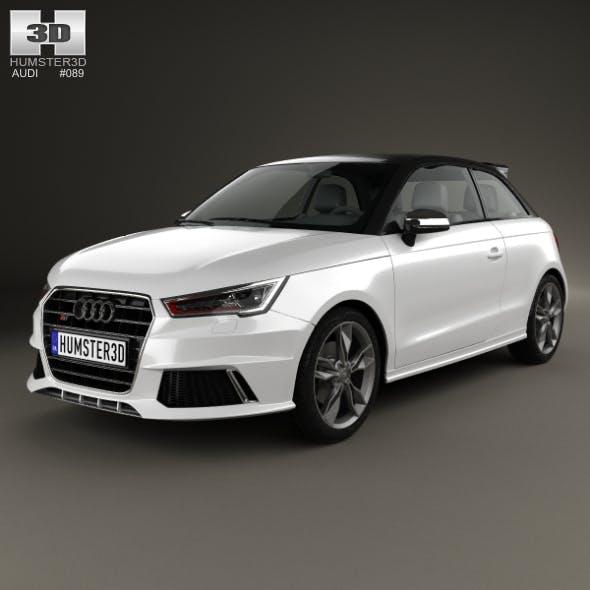 Audi S1 3-door 2014