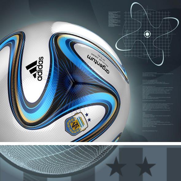 AFA BALL - ARGENTUM 2014 - 2015 - 3DOcean Item for Sale