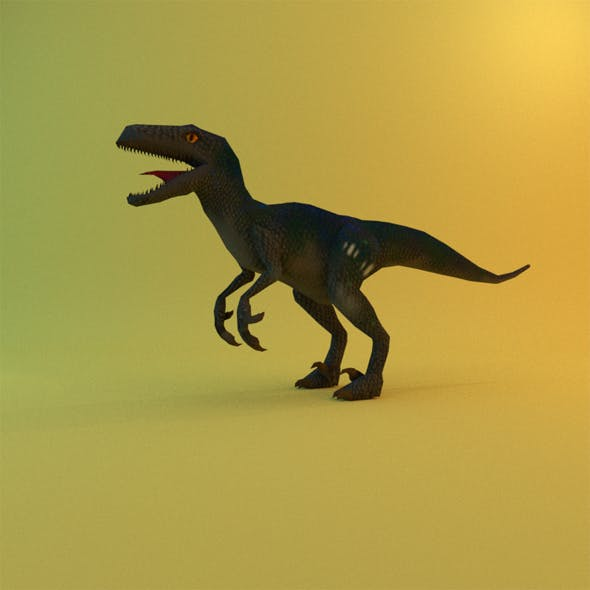 Dinosaur - 3DOcean Item for Sale