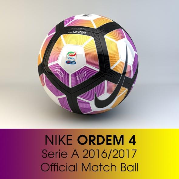 Nike ORDEM 4 Serie A