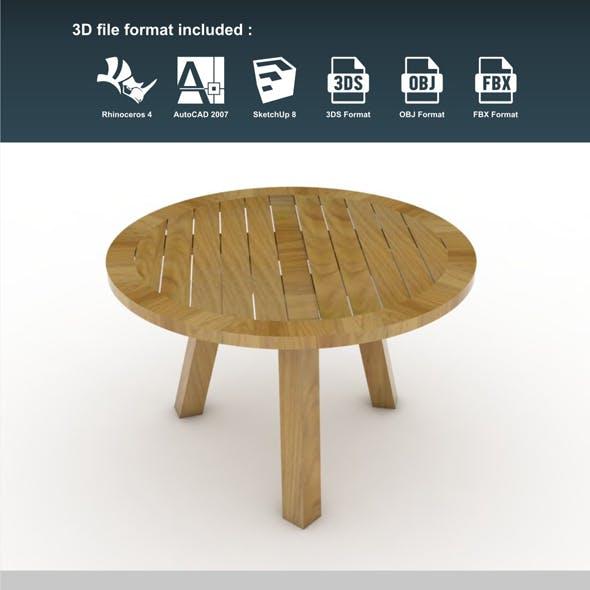 Bunder Table