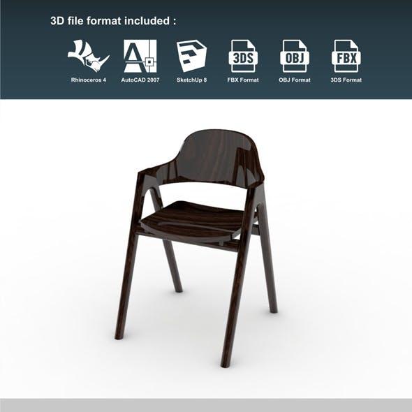 Korsi V Dining Chair