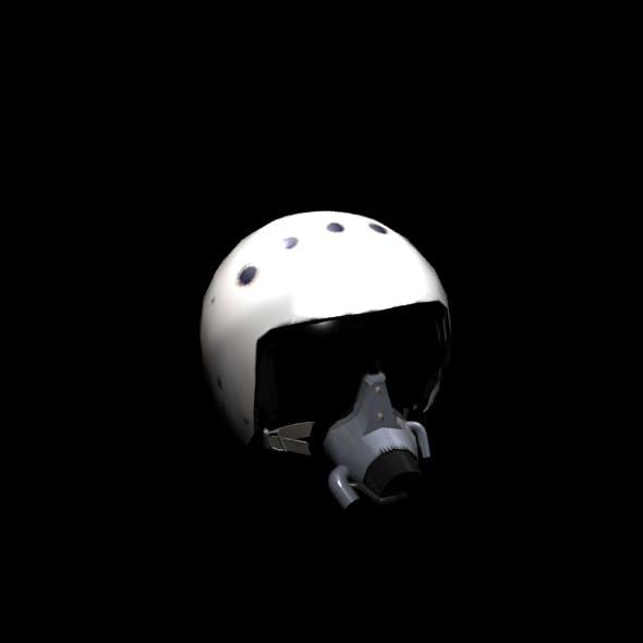Russian Pilot Helmet