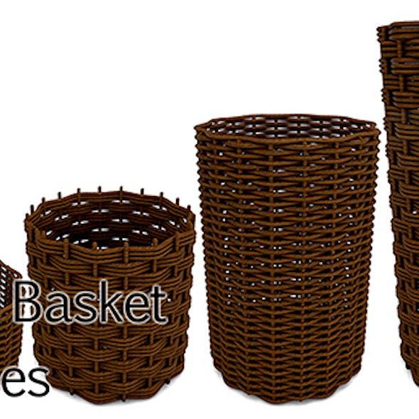 Flower Basket pack