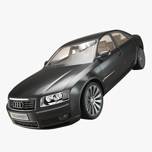 Audi A8 2002 Quattro
