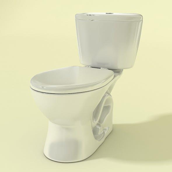 Ganamax toilet