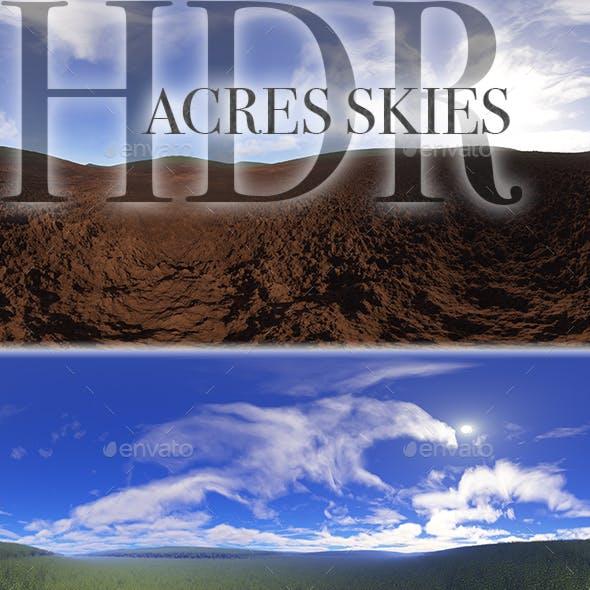 HDR Acres Skies