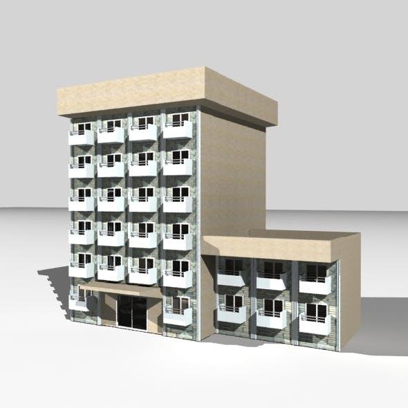 hotel - 3DOcean Item for Sale
