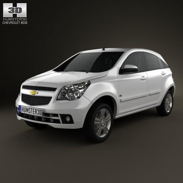 Chevrolet Agile 2011 - 3DOcean Item for Sale
