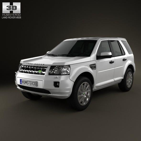 Land-Rover Freelander 2 (LR2) - 3DOcean Item for Sale