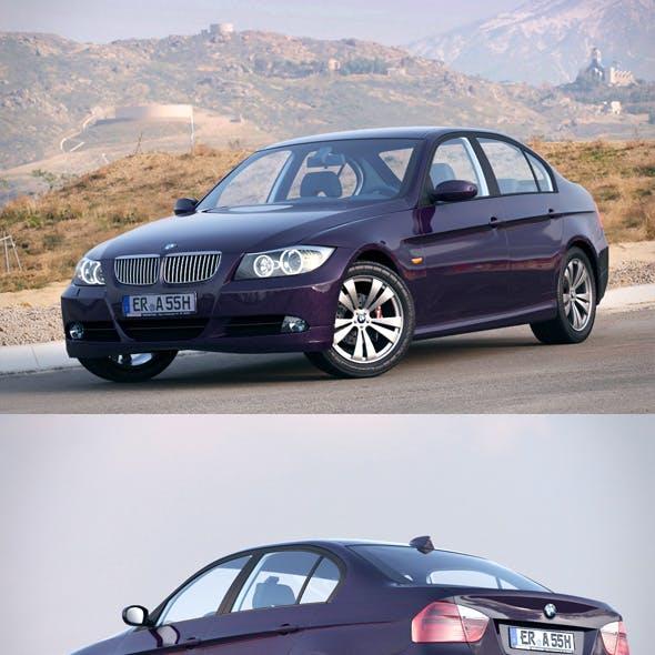 BMW 3 Series e90 sedan