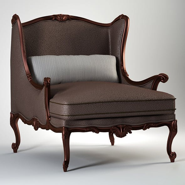High quality model of classic chair Chelini