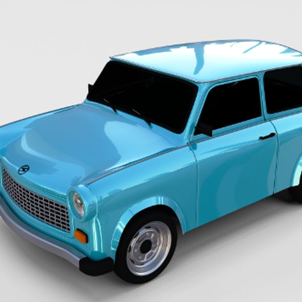 Trabant 601 rev