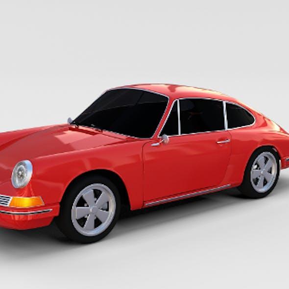 1964 Porsche 911 rev