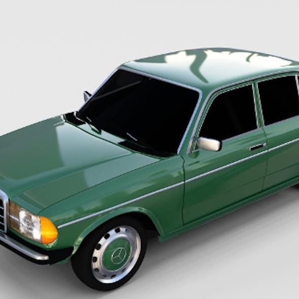 Mercedes-Benz W123 rev
