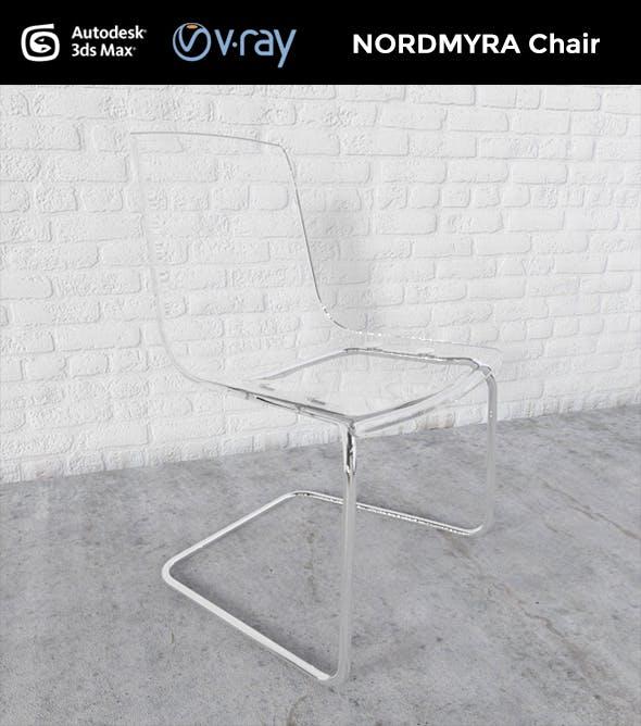 TOBIAS Chair - 3DOcean Item for Sale