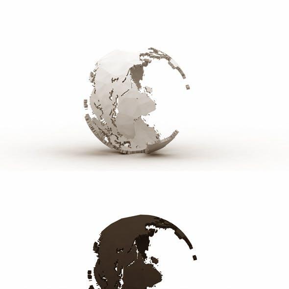 World Break 3d Model