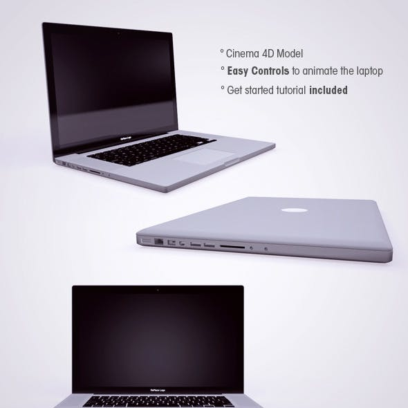 Laptop Computer Preset