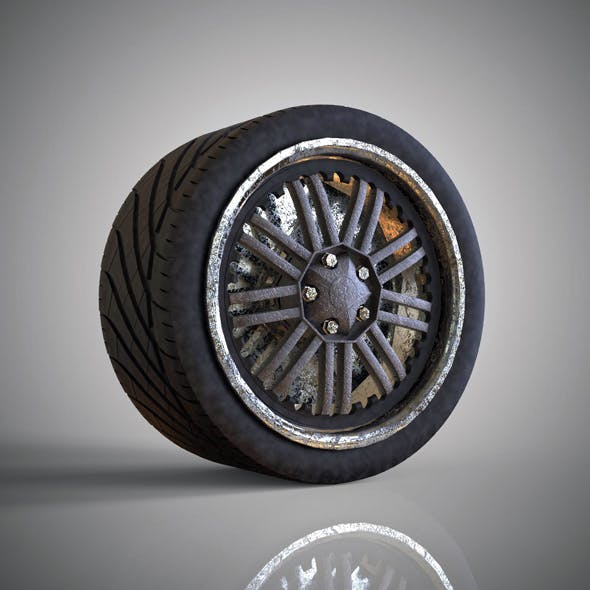 Dirt Tyre