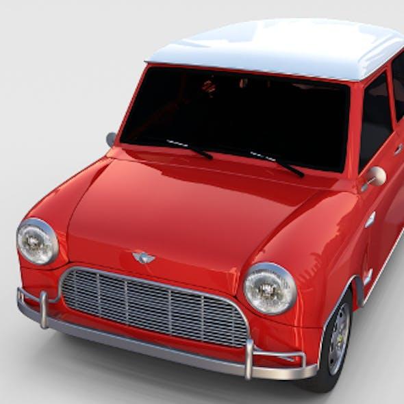 Mini Cooper rev