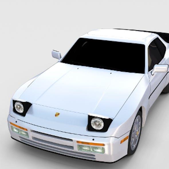Porsche 944 S2 rev