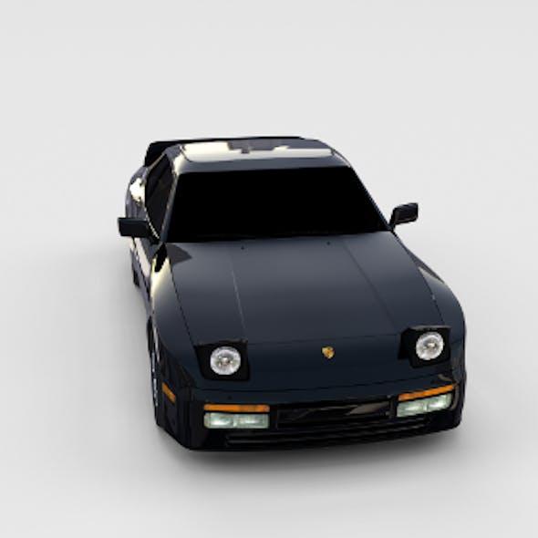 Porsche 944 Turbo rev